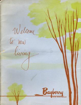 Bayberry Bulletin 1954